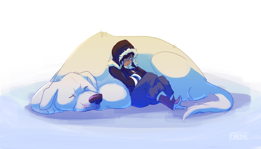 Cold Nap by Aledles