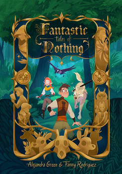 Fantastic Tales of Nothing: Cover Reveal