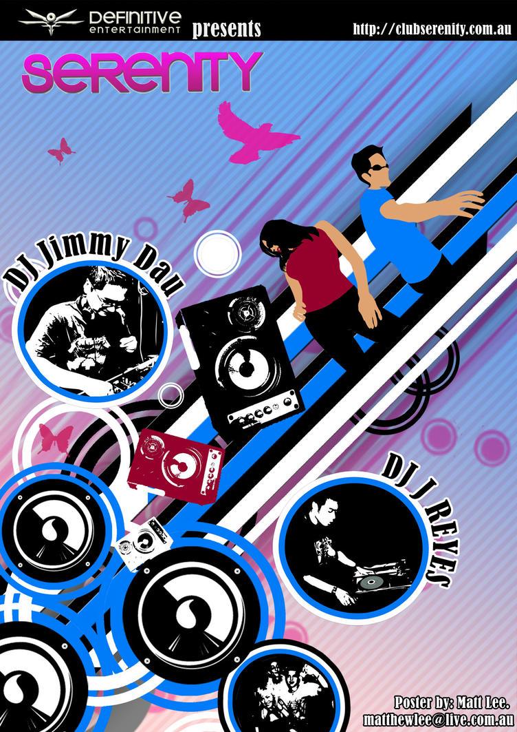 Serenity Club Poster by neonlargo
