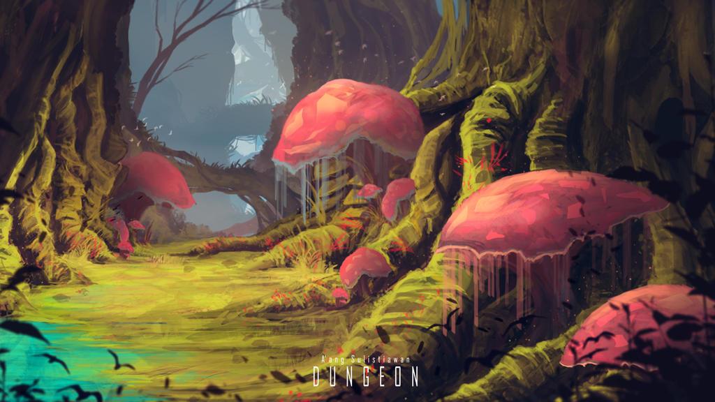 Dungeon. by DaisukeOzora