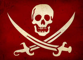 Jack Rackham Jolly Roger by CrystalKittyCat