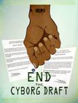 End the Cyborg Draft