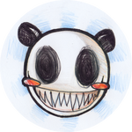 Buttonpandafreak by Sieren