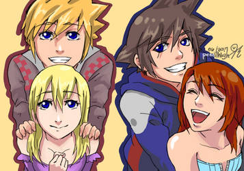 KH: SMILES by pencilhigh