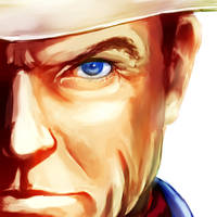 Dr. Alan Grant from Jurassic Park