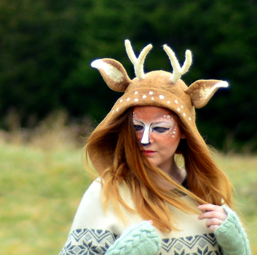 Fawn Hood by HandiCraftKate