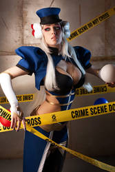 Officer Syndra by SmirkoO