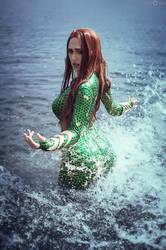 Mera cosplay by SmirkoO