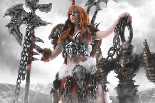 Diablo III Barbarian