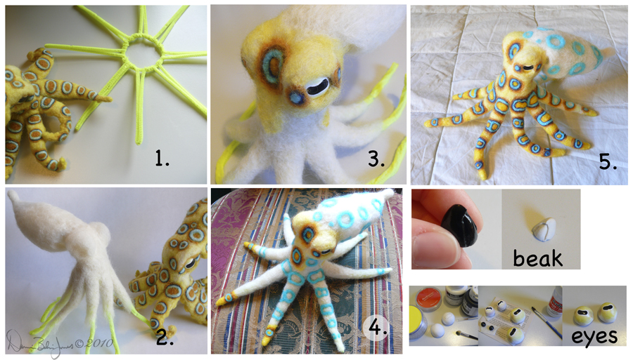 Octopus WIP by FamiliarOddlings