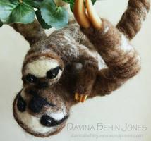 Sloths by FamiliarOddlings