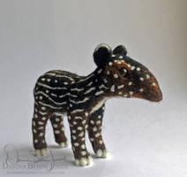 Another Baby Tapir