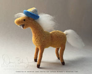 James Baxter the Horse