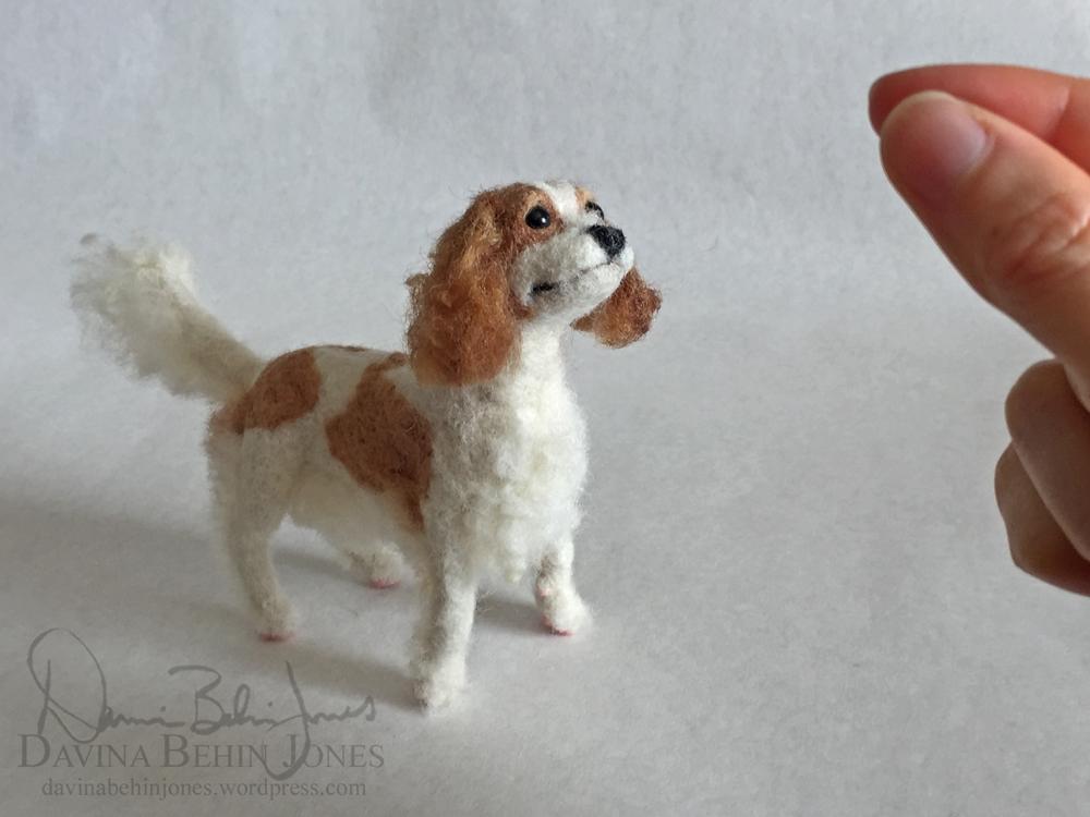 Bentley the dog by FamiliarOddlings