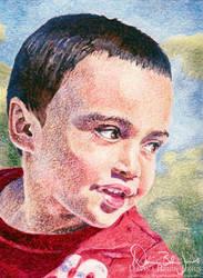Portrait of Paul by FamiliarOddlings