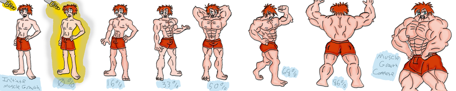 dl4 contest: muscle growth by j3c3000 on deviantart, Muscles