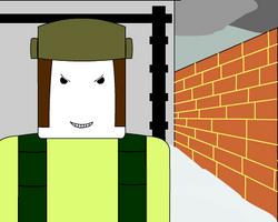 Kenny 'Dirty Boy' Harry by Animasword