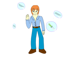 Tyler Morris: Vector Draft by Animasword