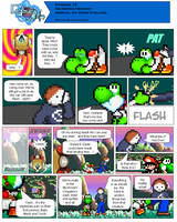 Cyber Realm: Episode 13-Page 1 by Animasword