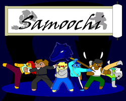 New Comic Series for 2013 by Animasword
