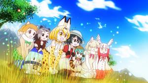 Kemono friends by jun-harvel