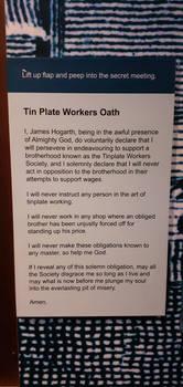 Working Oath
