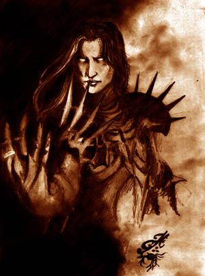 Sauron the Deceiver by Skullbastard
