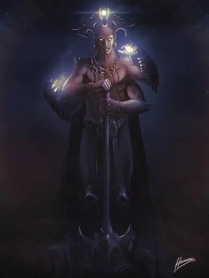 Morgoth the Thief by Skullbastard
