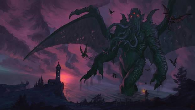 Devious Desktop Horror of the Deep