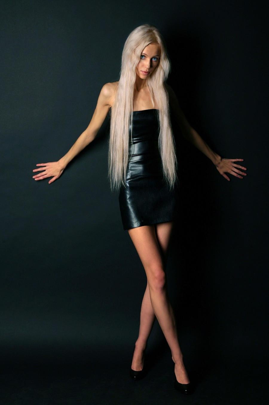 Little black dress by Hellen-K-T