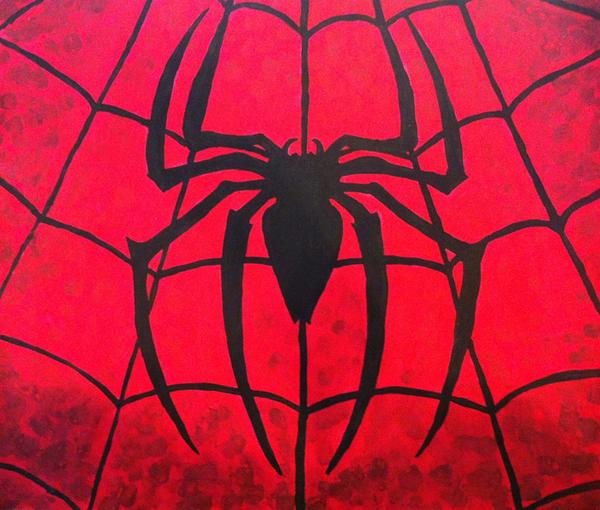 Spiderman Symbol by TheStiegosaurus on DeviantArt