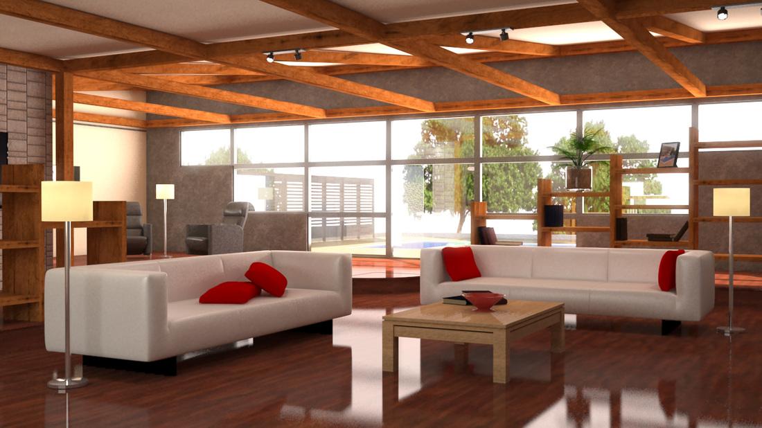 Vray interior scene by metalpower1 on deviantart for Vray interior