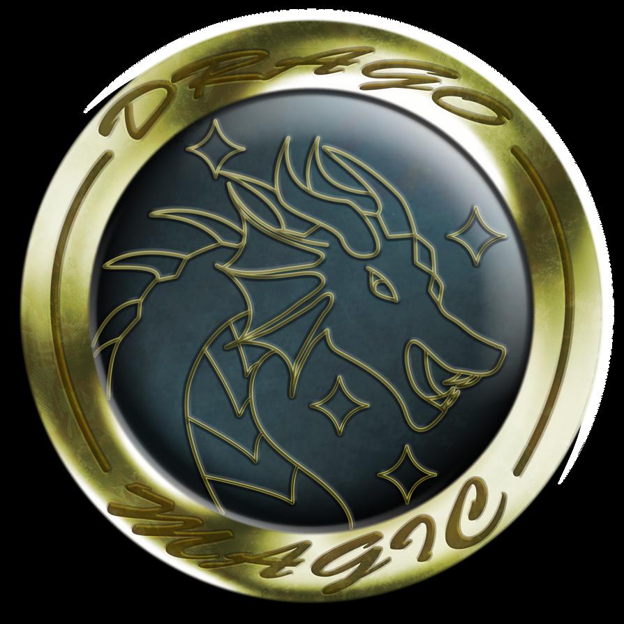 DragoMagic Logo by MortalRaven