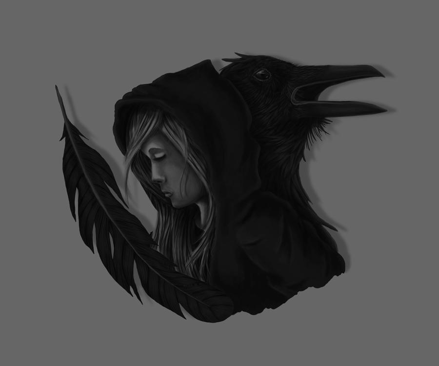 Raven Soul by MortalRaven