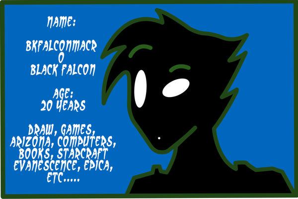 BkFalconMacr's Profile Picture