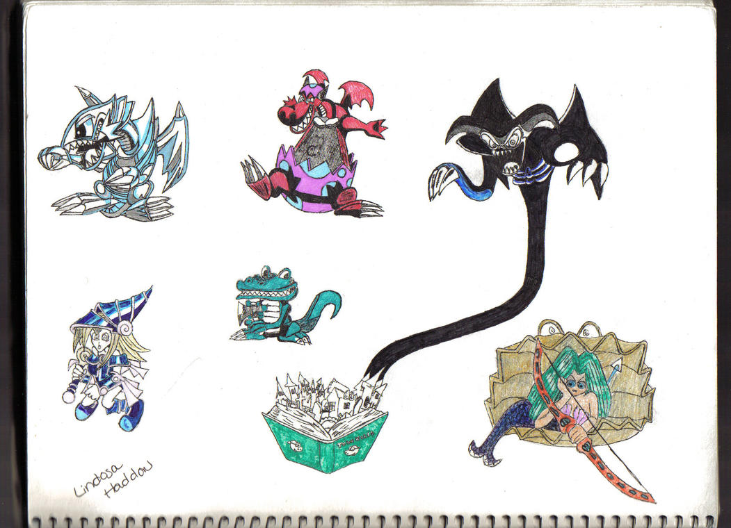 toon monsters by sessgrlice on deviantart
