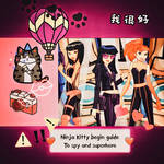 ninja kitty guide to being a spy and a superhero by NinjaKitty400