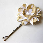 Shakespeare Blossom Hair Pin
