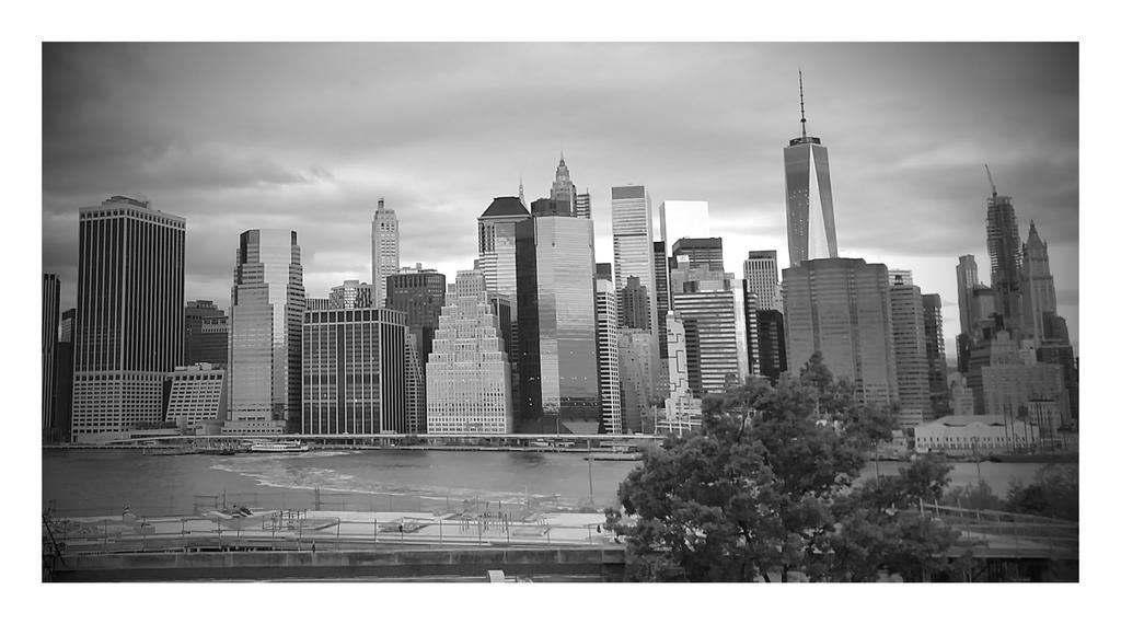 Downtown Manhattan by pandacub143