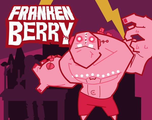 Frankenberry: Redux by sattideleon