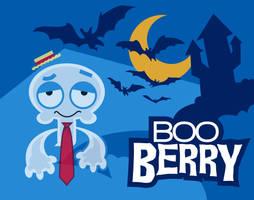Boo Berry by sattideleon