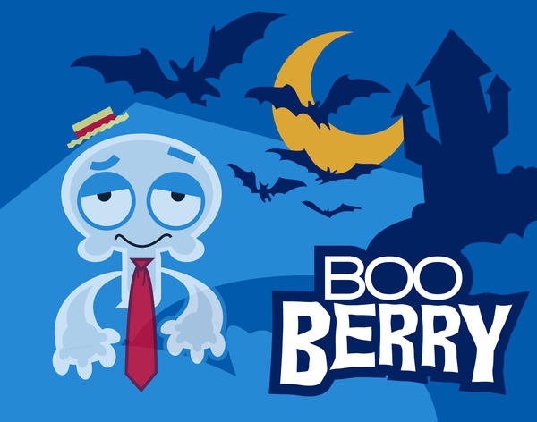 Boo Berry by sattideleon