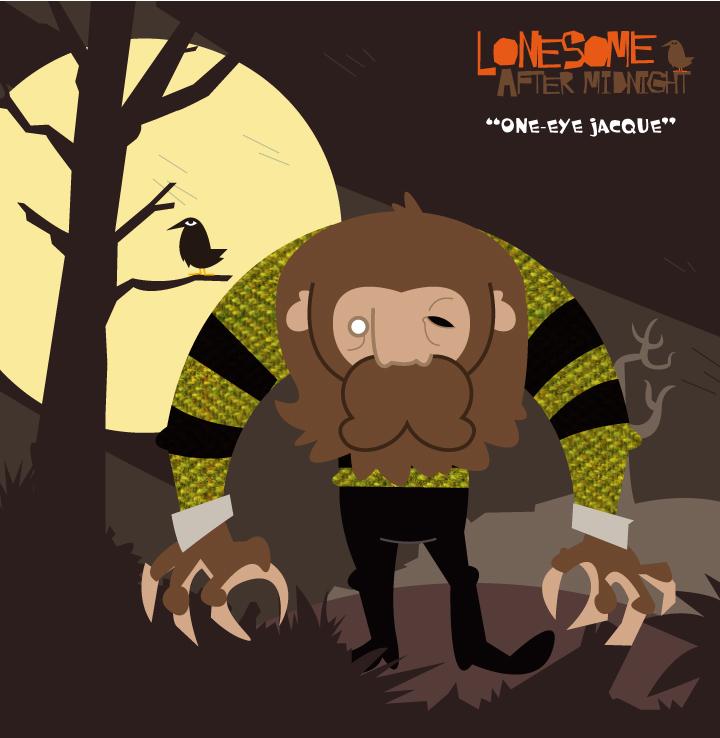 LAM-wolfman
