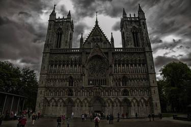 Nidaros Cathedral, Trondheim by CK85