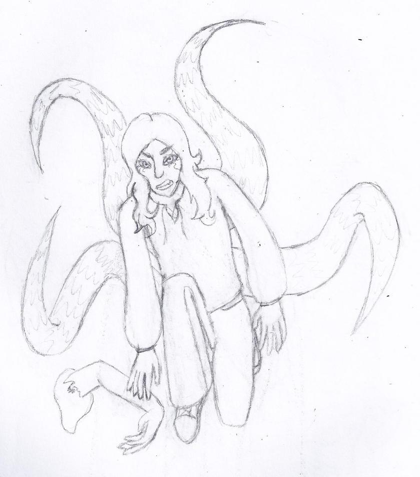 Ghoul Cyrus by Celestriakle