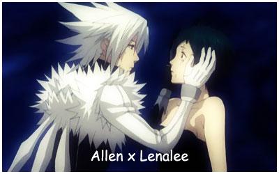 Allen-x-Lenalee's Profile Picture