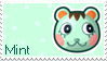New Leaf Mint Stamp by Stamp-Crossing