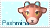 New Leaf Pashmina Stamp by Stamp-Crossing