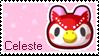 New Leaf Celeste Stamp by Stamp-Crossing