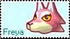 New Leaf Freya Stamp by Stamp-Crossing